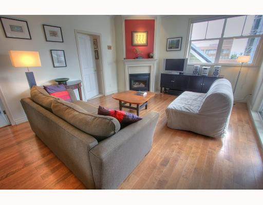 "Photo 2: 404 2588 ALDER Street in Vancouver: Fairview VW Condo for sale in ""Bollert Place"" (Vancouver West)  : MLS® # V781222"