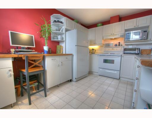 "Photo 5: 404 2588 ALDER Street in Vancouver: Fairview VW Condo for sale in ""Bollert Place"" (Vancouver West)  : MLS® # V781222"