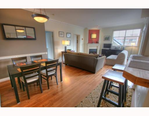 "Main Photo: 404 2588 ALDER Street in Vancouver: Fairview VW Condo for sale in ""Bollert Place"" (Vancouver West)  : MLS(r) # V781222"