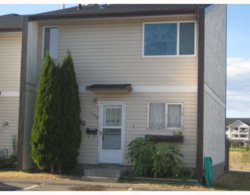 "Main Photo: 228 4344 JACKPINE Avenue in Prince_George: Foothills Townhouse for sale in ""FOOTHILLS"" (PG City West (Zone 71))  : MLS®# N194679"