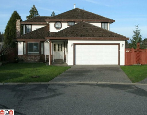 Main Photo: 8748 163A Street in Surrey: Fleetwood Tynehead House for sale : MLS® # F1001471