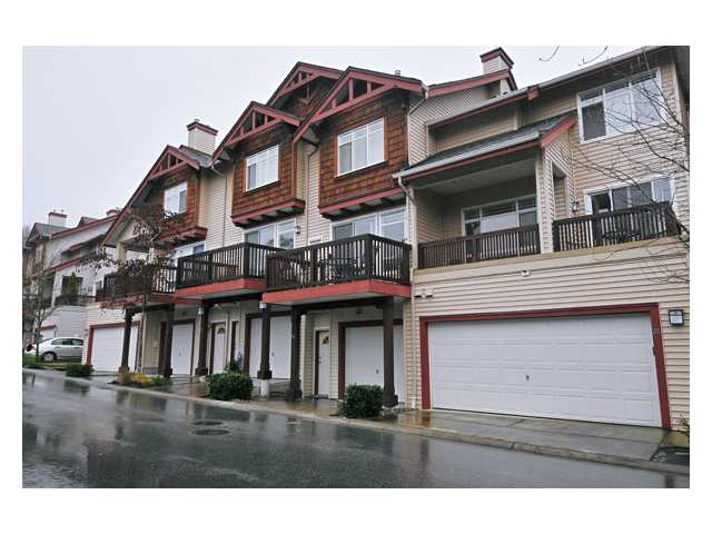 "Main Photo: 25 15 FOREST PARK Way in Port Moody: Heritage Woods PM Townhouse for sale in ""DISCOVERY RIDGE"" : MLS(r) # V858442"