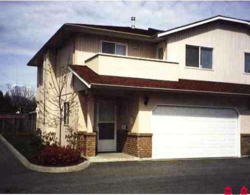 "Main Photo: 11 9493 BROADWAY Street in Chilliwack: Chilliwack E Young-Yale Townhouse for sale in ""BROADWAY PLACE"" : MLS(r) # H2900783"
