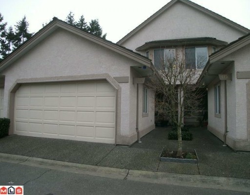 "Main Photo: 114 15988 83RD Avenue in Surrey: Fleetwood Tynehead Townhouse for sale in ""Glenridge Estates"" : MLS® # F1000288"