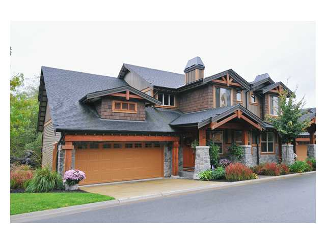 "Main Photo: 20 24185 106B Avenue in Maple Ridge: Albion Townhouse for sale in ""TRAILS EDGE"" : MLS® # V854436"