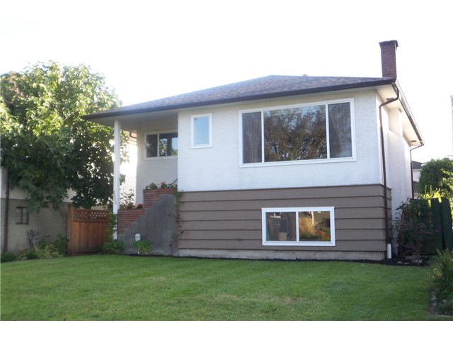 Main Photo: 2922 KITCHENER Street in Vancouver: Renfrew VE House for sale (Vancouver East)  : MLS(r) # V855354