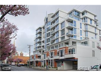Main Photo: 203 860 View Street in VICTORIA: Vi Downtown Condo Apartment for sale (Victoria)  : MLS® # 287372