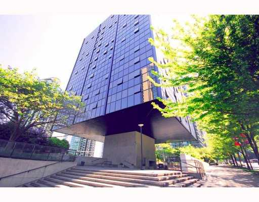 "Main Photo: 1307 1333 W GEORGIA Street in Vancouver: Coal Harbour Condo for sale in ""THE QUBE"" (Vancouver West)  : MLS(r) # V769796"