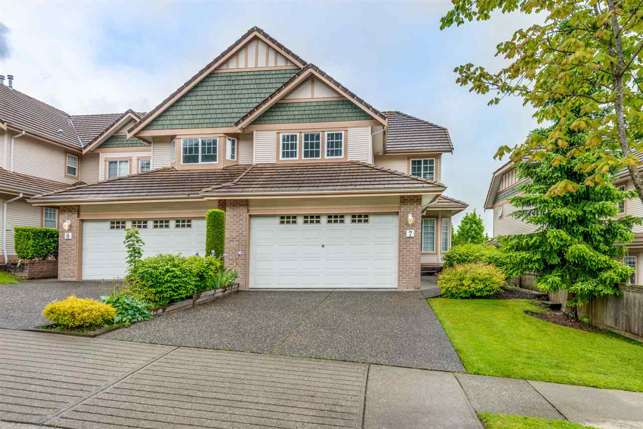 FEATURED LISTING: 7 - 1751 PADDOCK Drive Coquitlam