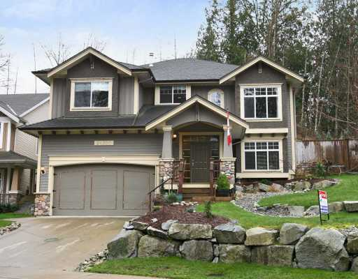 "Main Photo: 24330 MCCLURE Drive in Maple Ridge: Albion House for sale in ""MAPLE CREST"" : MLS(r) # V811441"