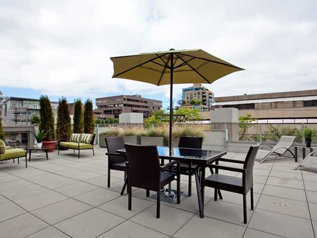 "Photo 2: 307 1675 W 8TH Avenue in Vancouver: Fairview VW Condo for sale in ""CAMERA"" (Vancouver West)  : MLS® # V842603"