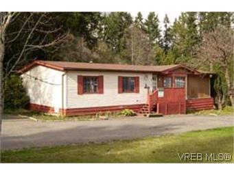 Main Photo: 1 2615 Otter Point Road in SOOKE: Sk Broomhill Manu Double-Wide for sale (Sooke)  : MLS(r) # 212143