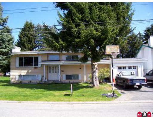 Main Photo: 2060 TOPAZ Street in Abbotsford: Abbotsford West House for sale : MLS(r) # F2908781