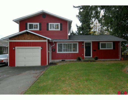 Main Photo: 14770 60TH Avenue in Surrey: Sullivan Station House for sale : MLS® # F2926104