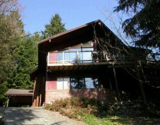 Main Photo: 1905 CARDINAL CR in North Vancouver: Deep Cove House for sale : MLS® # V523487