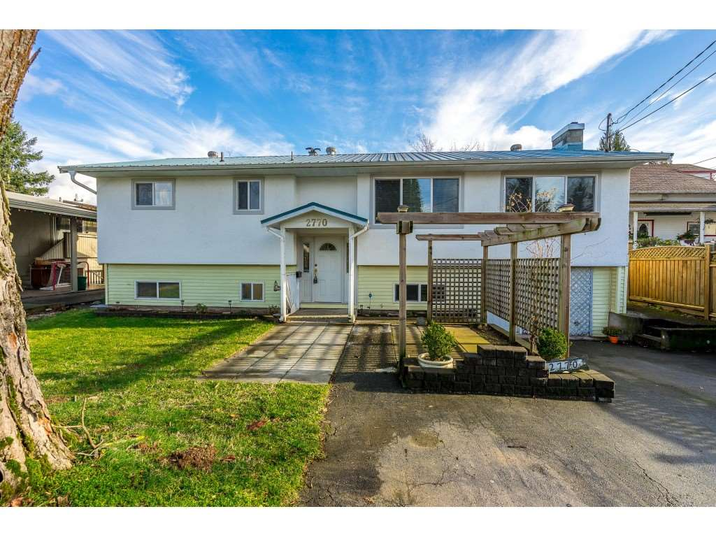 FEATURED LISTING: 2770 MOUNTVIEW Street Abbotsford
