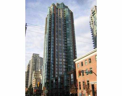 "Main Photo: 804 939 HOMER Street in Vancouver: Downtown VW Condo for sale in ""THE PINNACLE"" (Vancouver West)  : MLS® # V804822"