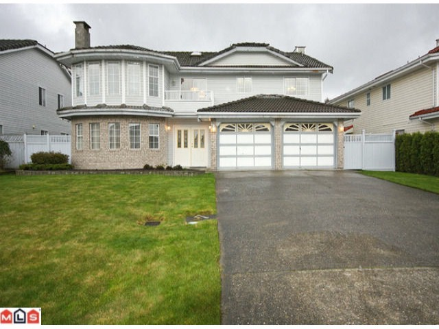 Main Photo: 12432 75TH Avenue in Surrey: West Newton House for sale : MLS® # F1008165