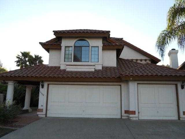 Main Photo: RANCHO BERNARDO House for sale : 4 bedrooms : 16568 Calle Pulido in San Diego
