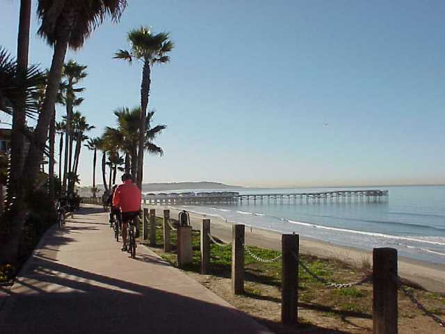 Main Photo: PACIFIC BEACH Condo for sale : 1 bedrooms : 825 MISSOURI