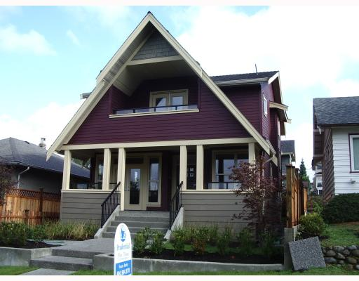Main Photo: 648 W 15TH Street in North_Vancouver: Hamilton House 1/2 Duplex for sale (North Vancouver)  : MLS® # V750884