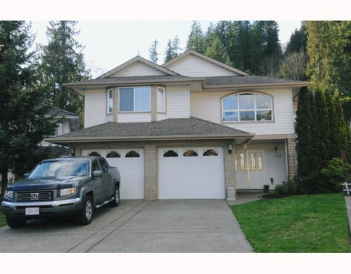 Main Photo: 3300 RAKANNA Place in Coquitlam: Hockaday House for sale : MLS® # V808044