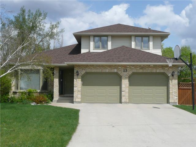 Main Photo: 23 Allan Rouse Cove in WINNIPEG: North Kildonan Residential for sale (North East Winnipeg)  : MLS(r) # 1009434