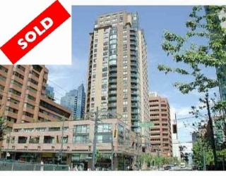 Main Photo: #303 - 1189 Howe Street, VANCOUVER: Condo for sale (Downtown VW)