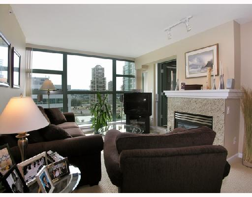 "Photo 5: # 802 -  4380 Halifax Street in Burnaby: Brentwood Park Condo for sale in ""BUCHANAN NORTH"" (Burnaby North)  : MLS® # V729671"
