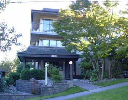 Main Photo: 201 338 WARD Street in New Westminster: Sapperton Condo for sale : MLS® # V784780