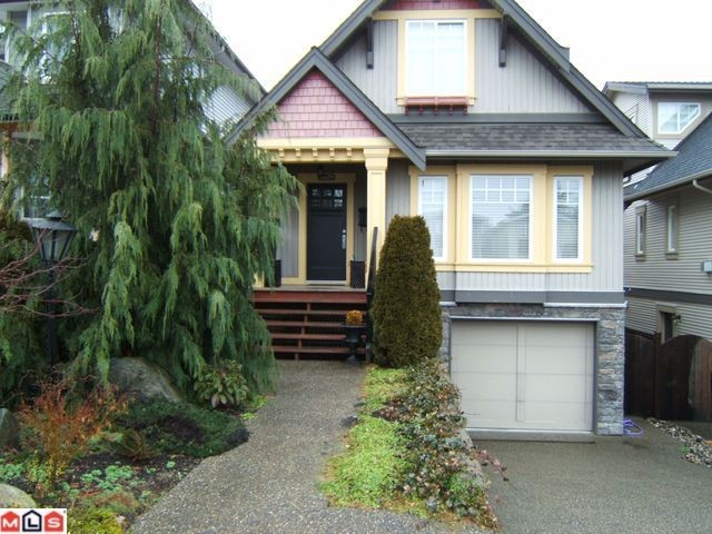 "Main Photo: 15429 GOGGS Avenue: White Rock House for sale in ""Southlands"" (South Surrey White Rock)  : MLS® # F1101882"