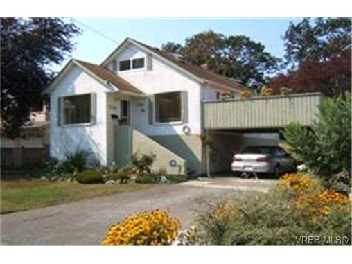 Main Photo: 3598 Thistle Street in VICTORIA: SE Cedar Hill Single Family Detached for sale (Saanich East)  : MLS® # 219910