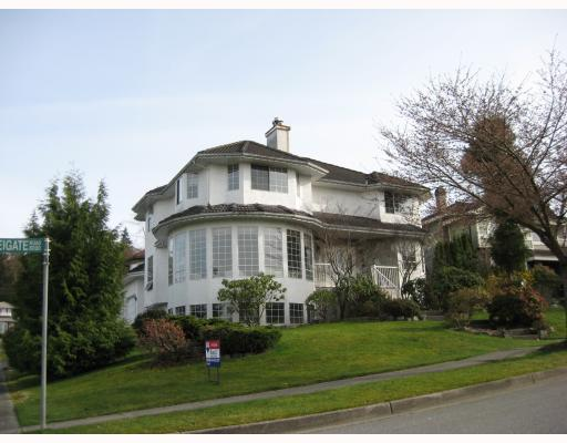 "Main Photo: 8050 REIGATE Road in Burnaby: Burnaby Lake House for sale in ""LAKEFIELD"" (Burnaby South)  : MLS(r) # V760809"