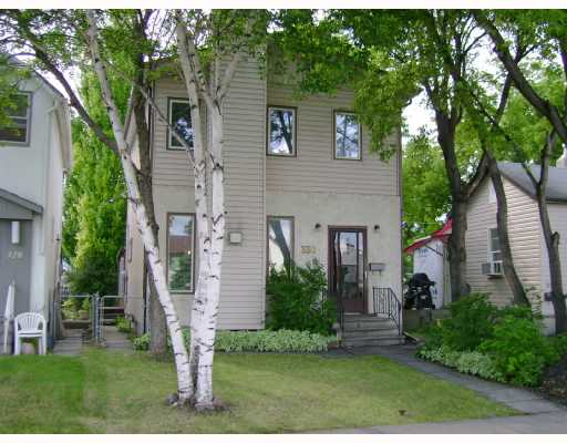 Main Photo: 330 QUEEN Street in WINNIPEG: St James Residential for sale (West Winnipeg)  : MLS®# 2814466