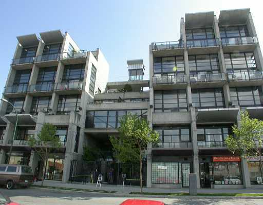 Main Photo: 316 428 W 8TH Avenue in Vancouver: Mount Pleasant VW Condo for sale (Vancouver West)  : MLS® # V805936