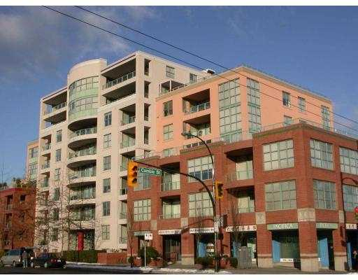 "Main Photo: 602 503 W 16TH AV in Vancouver: Fairview VW Condo for sale in ""PACIFICA"" (Vancouver West)  : MLS®# V560338"