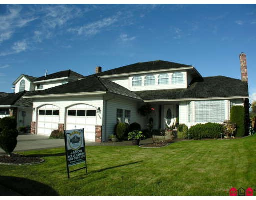 "Main Photo: 32301 SLOCAN Place in Abbotsford: Abbotsford West House for sale in ""FAIRFIELD ESTATES"" : MLS®# F2831454"