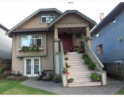 Main Photo: 2068 E 2ND Avenue in Vancouver: Grandview VE House for sale (Vancouver East)  : MLS®# V782240