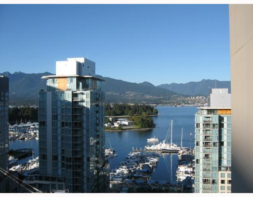 "Main Photo: 1601 1415 W GEORGIA Street in Vancouver: Coal Harbour Condo for sale in ""PALAIS GEORGIA"" (Vancouver West)  : MLS® # V788316"