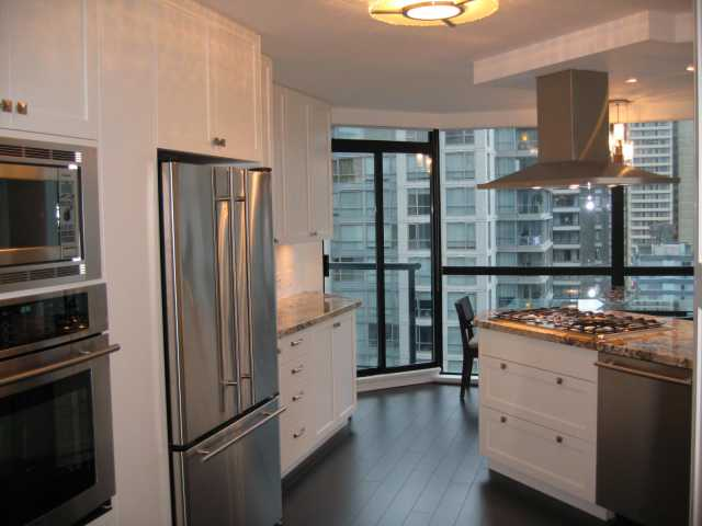 "Photo 2: 1601 1415 W GEORGIA Street in Vancouver: Coal Harbour Condo for sale in ""PALAIS GEORGIA"" (Vancouver West)  : MLS® # V788316"