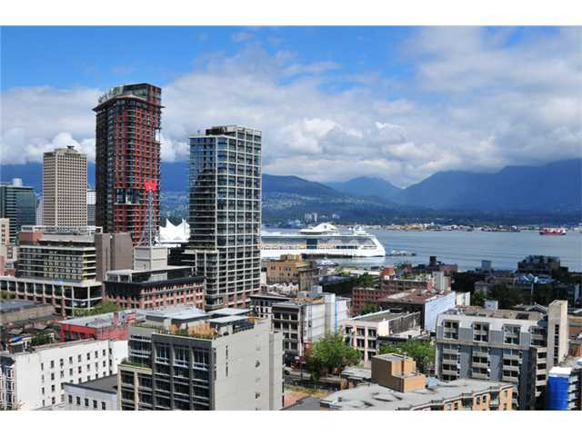 Photo 4: 2305 550 TAYLOR Street in Vancouver: Downtown VW Condo for sale (Vancouver West)  : MLS(r) # V840499