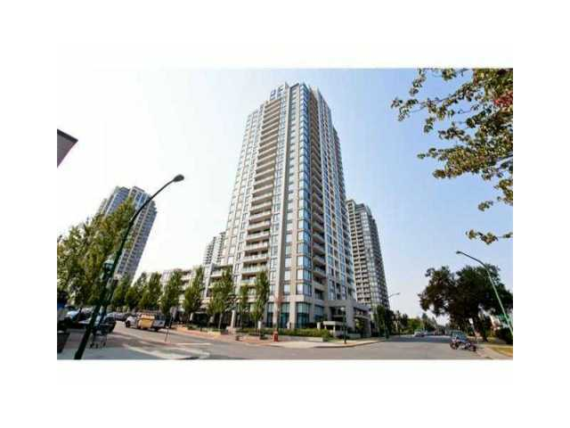Main Photo: 1805 7063 HALL Avenue in Burnaby: Highgate Condo for sale (Burnaby South)  : MLS® # V862455