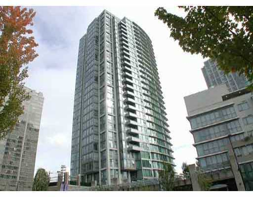 "Main Photo: 2903 1008 CAMBIE Street in Vancouver: Downtown VW Condo for sale in ""WATERWORKS AT MARINA POINT"" (Vancouver West)  : MLS® # V744901"