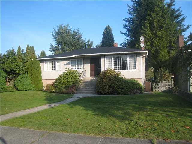 Photo 1: 6719 BRYANT Street in Burnaby: Upper Deer Lake House for sale (Burnaby South)  : MLS® # V852777