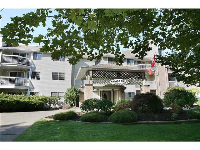 "Main Photo: 316 22514 116TH Avenue in Maple Ridge: East Central Condo for sale in ""FRASER COURT IN FRASERVIEW"" : MLS® # V854611"