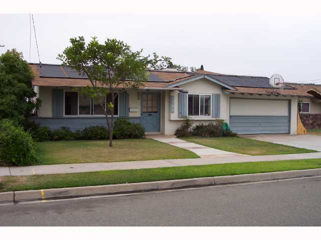 Main Photo: CLAIREMONT House for sale : 3 bedrooms : 6506 Mount Ackerman Dr. in San Diego