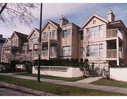 "Main Photo: 655 W 13TH Ave in Vancouver: Fairview VW Condo for sale in ""TIFFANY MANSION"" (Vancouver West)  : MLS® # V621969"