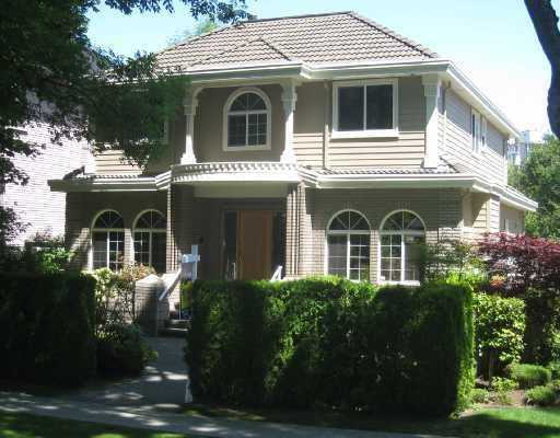 Main Photo: 6006 ELM Street in Vancouver: Kerrisdale House for sale (Vancouver West)  : MLS(r) # V748625