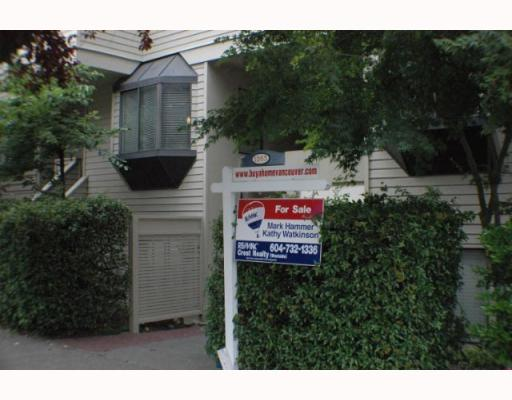 Photo 2: Photos: 5 1263 W 8TH Avenue in Vancouver: Fairview VW Townhouse for sale (Vancouver West)  : MLS(r) # V773393