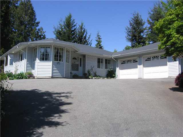 Main Photo: 5210 HEATHER Road in Sechelt: Sechelt District House for sale (Sunshine Coast)  : MLS®# V820656